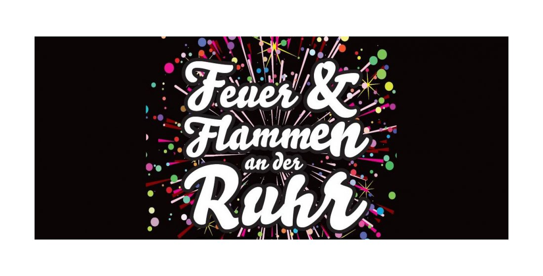 Ruhr in Flammen